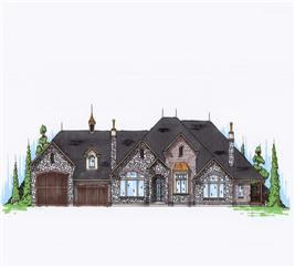 House Plan #135-1074