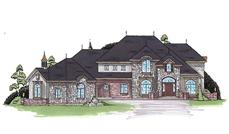 Main image for house plan # 20650