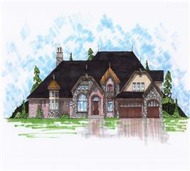 House Plan #135-1091