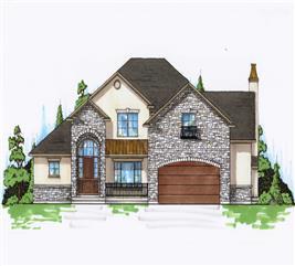 House Plan #135-1092