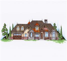 House Plan #135-1094