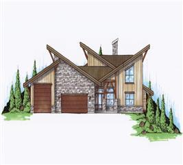 House Plan #135-1095