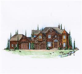 House Plan #135-1117