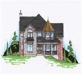 House Plan #135-1124