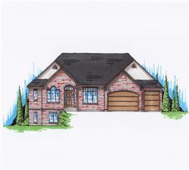 House Plan #135-1142