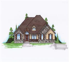 House Plan #135-1147