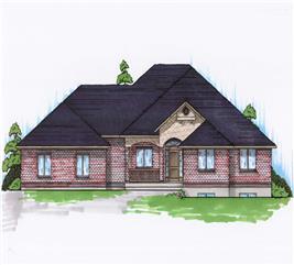 House Plan #135-1148