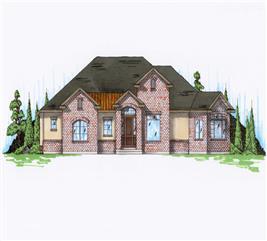 House Plan #135-1153