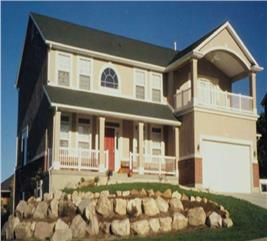 House Plan #135-1175