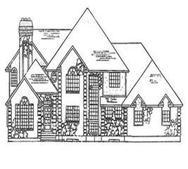 House Plan #135-1194