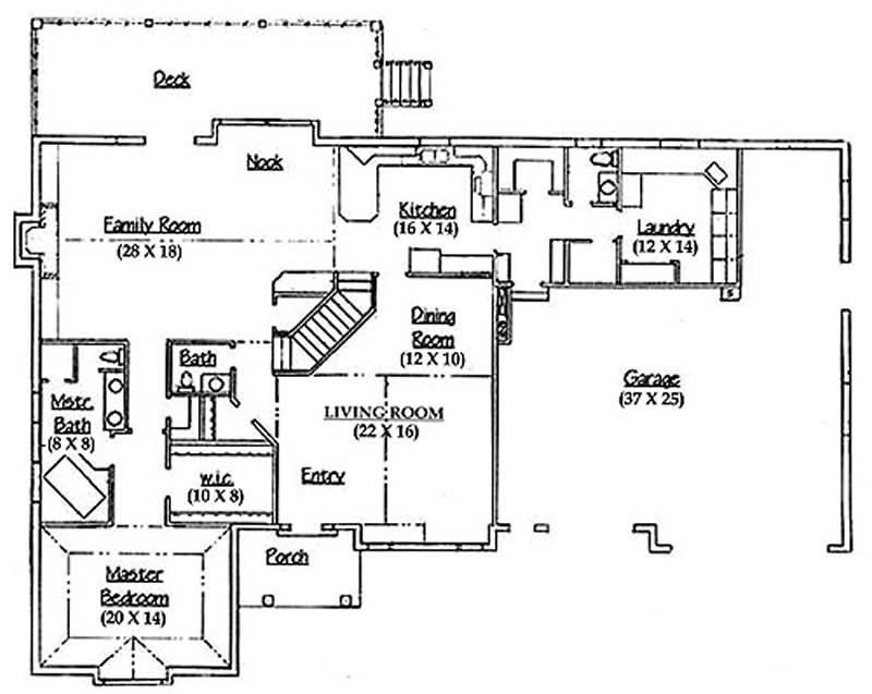 Traditional European House Plans Home Design Vh Ts3567