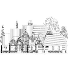 House Plan #135-1207
