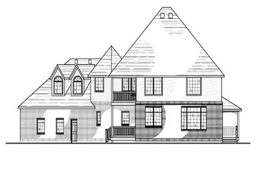 Luxury country victorian house plans home design vh Luxury victorian house plans