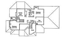 Main image for house plan # 11132