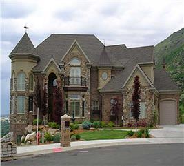 House Plan #135-1216