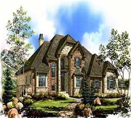 House Plan #135-1221