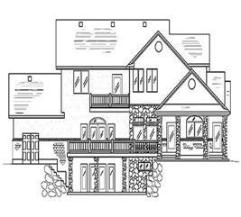 House Plan #135-1224