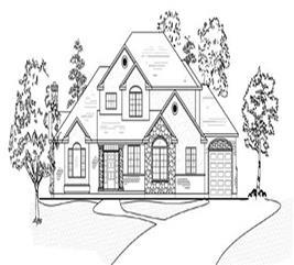 House Plan #135-1225