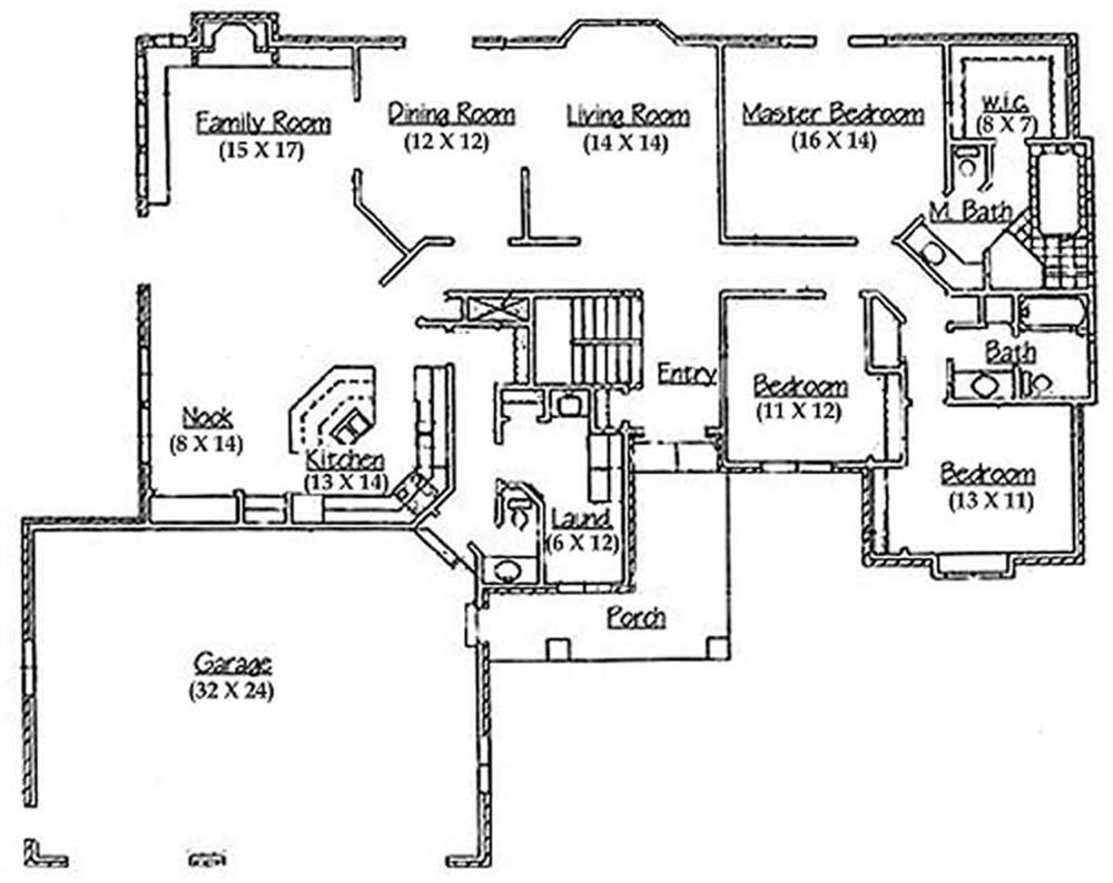 Large Images For House Plan 135 1234