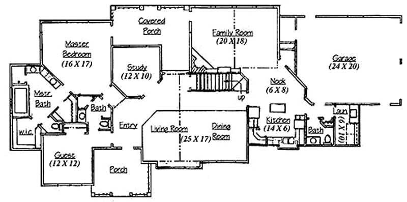 Luxury European House Plans Home Design Vh Ts3240 11133