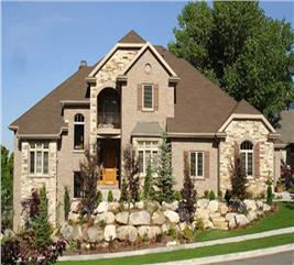 House Plan #135-1248