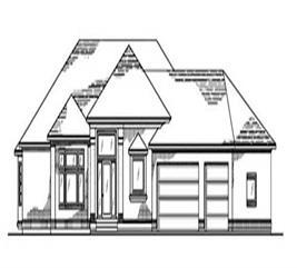 House Plan #135-1271