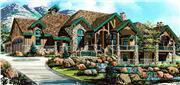 View house Plan#135-1297