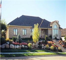 House Plan #135-1299
