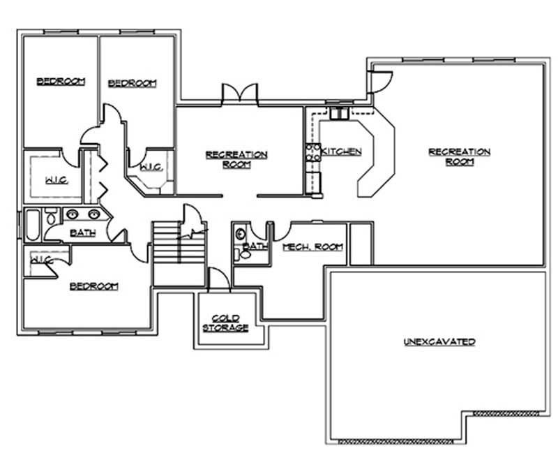 French European House Plans Home Design R2612 8150