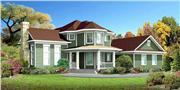 View house Plan#136-1001