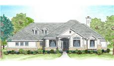 View New House Plan#136-1002