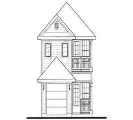 House Plan #136-1003