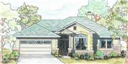 View house Plan#136-1006