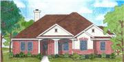 View house Plan#136-1007