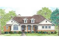 Main image for house plan # 6998