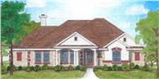 View house Plan#136-1015