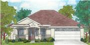 View house Plan#136-1017
