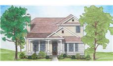 Main image for house plan # 6965