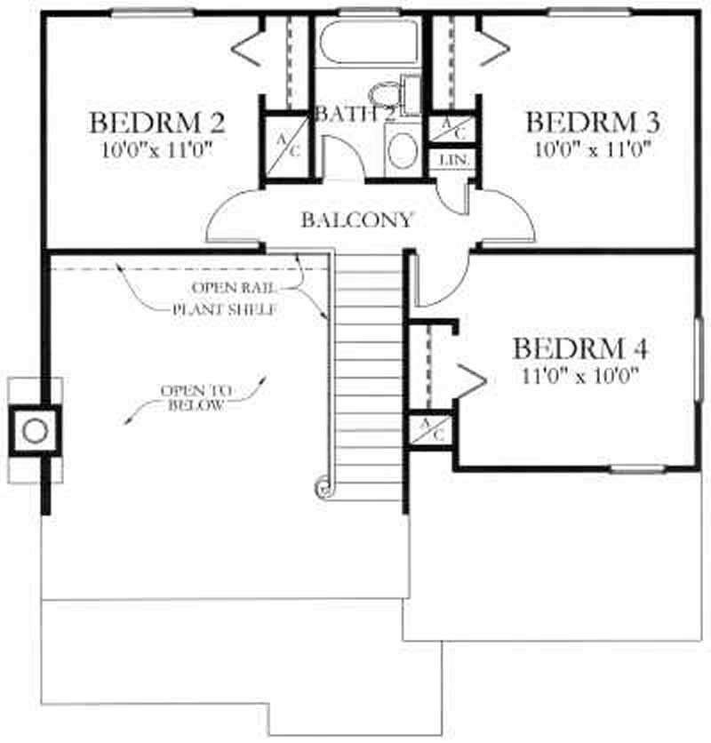 Second Story Plan