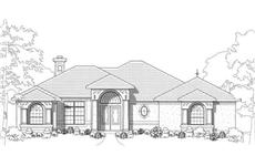 Main image for house plan # 6987