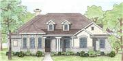 View house Plan#136-1024