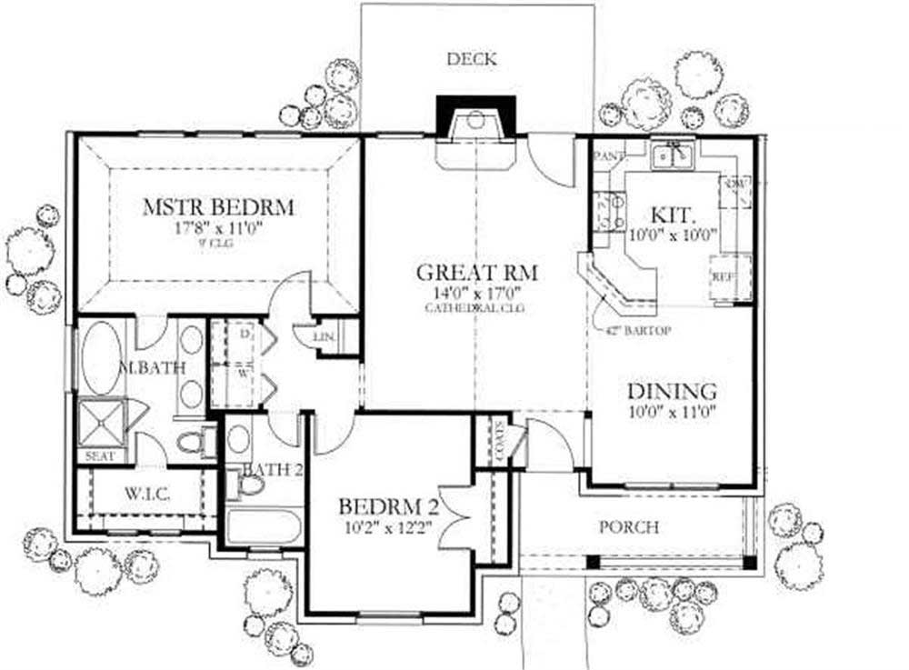 House Plans Home Design 136 1028 Theplancollection