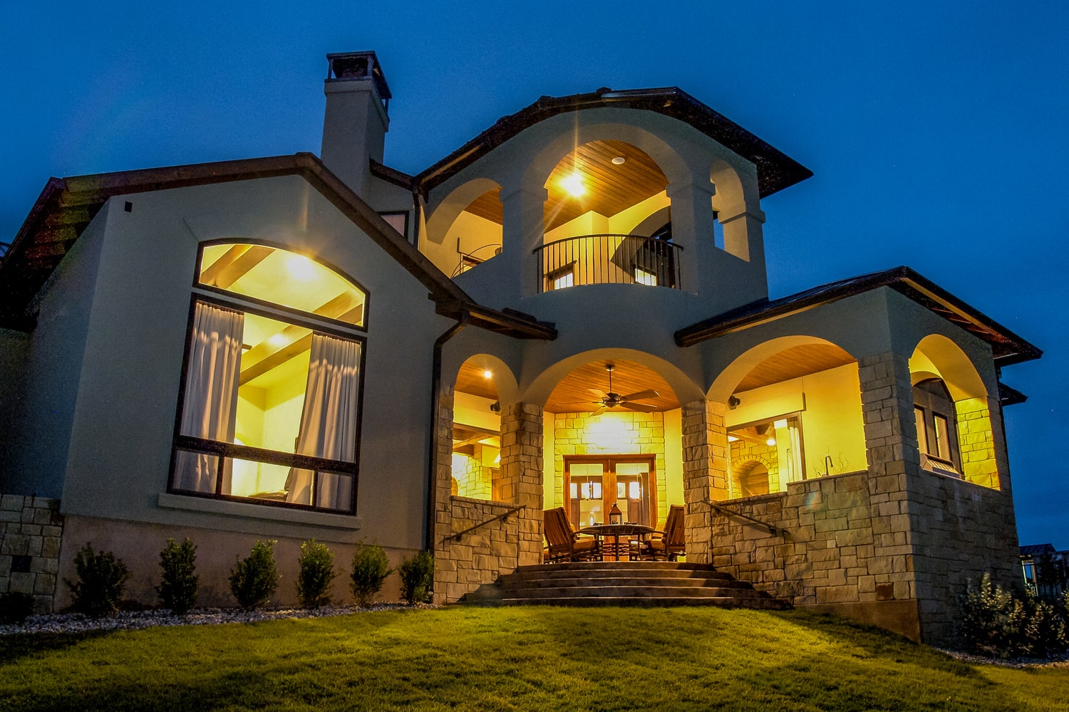 Texas Style Luxury Home With 4 Bedrooms 3716 Sq Ft