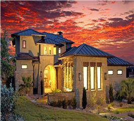 House Plan #136-1030
