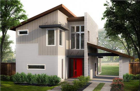 House Plan #1227-17