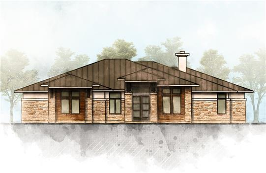 House Plan #3322-15