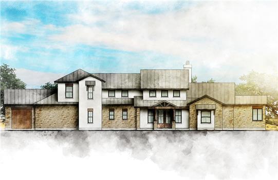 House Plan #3382-05
