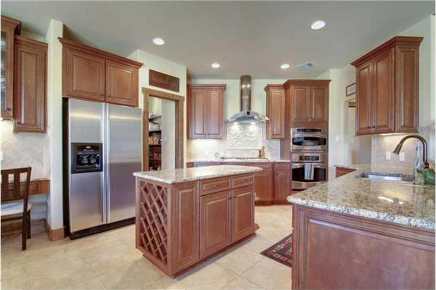 Kitchen of this 4-Bedroom,2690 Sq Ft Plan -2690