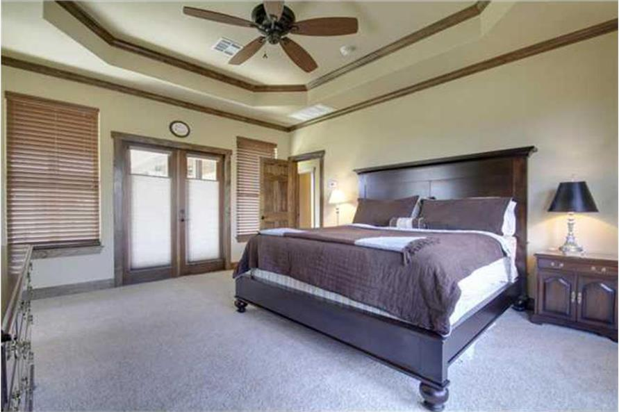 Bedroom of this 4-Bedroom,2690 Sq Ft Plan -2690
