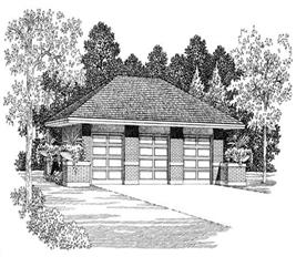 House Plan #137-1022